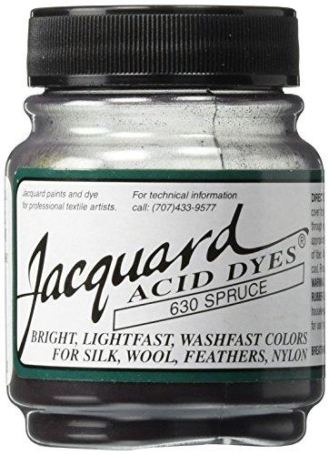 Jacquard Teinture Acide Épicéa