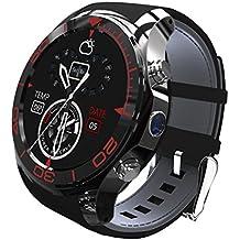 S1Smartwatch, SIM-Karte, Bluetooth, App-Funktion, Sync-Funktion, für Sport geeignet, Schrittzähler, Armbanduhr, Smartwatch für Android-/iOS-Smartphone