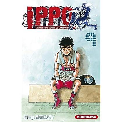 Ippo - saison 5, Dans l'ombre du champion - tome 09 (9)