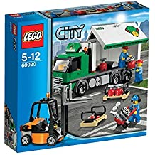 LEGO City Airport 60020 - Camion Merci, 5-12 Anni