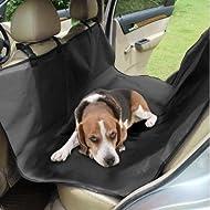 Generic ycuk2_150815_71 <1&4495*1> vy Dutys Pet Hammo Pet Hamac de voiture imperméable pour siège arrière pour chien très résistante pour siège de voiture Pr