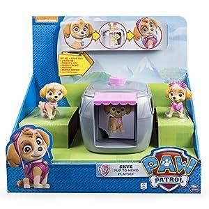 Patrulla Canina - Pup 2 Héroe Playset de Skye (Bizak 61921666)