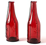 EZ Life Hanging Bottle Candle Stand - Re...