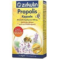 zirkulin Propolis Kapseln mit Vitamin C,30St preisvergleich bei billige-tabletten.eu