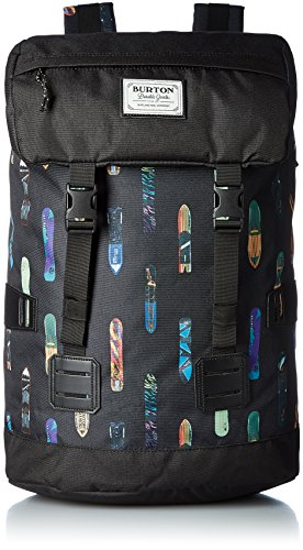 Burton Daypack - Mochila, unisex, Daypack TINDER, Hstry Of Snowbrdng, 32 x 16 x 52 cm, 25 Liter