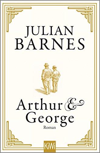Buchseite und Rezensionen zu 'Arthur & George: Roman' von Julian Barnes