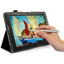Simbans PicassoTab 10 Pouces Tablet Art Graphique Dessin Tablette avec Stylus Pen [3 Bonus Objets] Android 8.1 Oreo, 10.1 Pouces IPS, Quad Core, HDMI, 2M+5M Camera, GPS, WiFi, Bluetooth, USB
