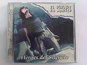 Héroes del silencio - El Duende en Madrid