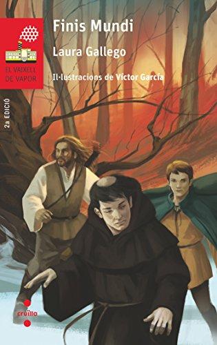 Finis Mundi (El Barco de Vapor Roja) por Laura Gallego