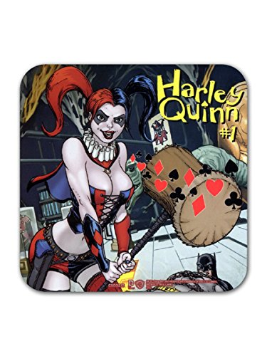 Harley Quinn No.1 Coaster by DC Comics