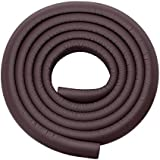 Store2508 Child Safety Strip Cushion With Strong Fibreglass Tape For Baby Safety Child Proofing (Brown)