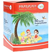 PIRATOPLAST Baby Augenpflaster klein 48x60 mm 50 St Pflaster preisvergleich bei billige-tabletten.eu