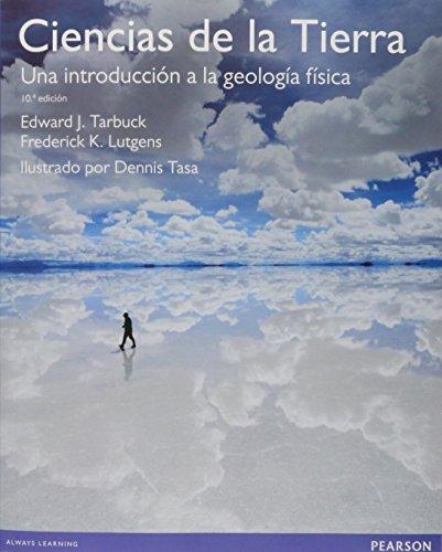 Ciencias de la Tierra (libro + MyLab)