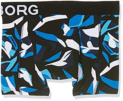 Björn Borg Men's 2p Bb Graphic Boxer Shorts