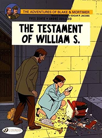 Blake & Mortimer, Tome 24 : The Testament of William