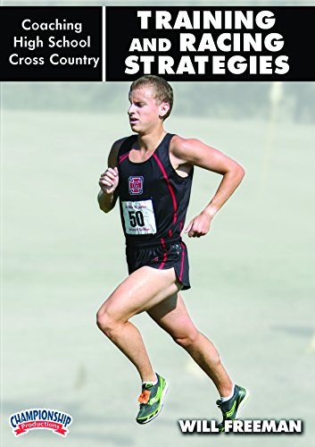 Coaching High School Cross Country: Training and Racing Strategies (High-school-strategien)