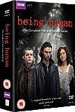 Being Human - Series 1 & 2 Box Set [DVD]