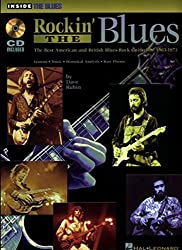 Rockin' the Blues: The Best American and British Blues-Rock Guitarists: 1963-1973 (Inside the Blues Series) by Dave Rubin (2005-01-01)