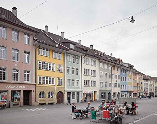 Farbraum Stadt: Farbkultur in Winterthur: Fotografien von Michael Erik Haug (Neujahrsblatt der...
