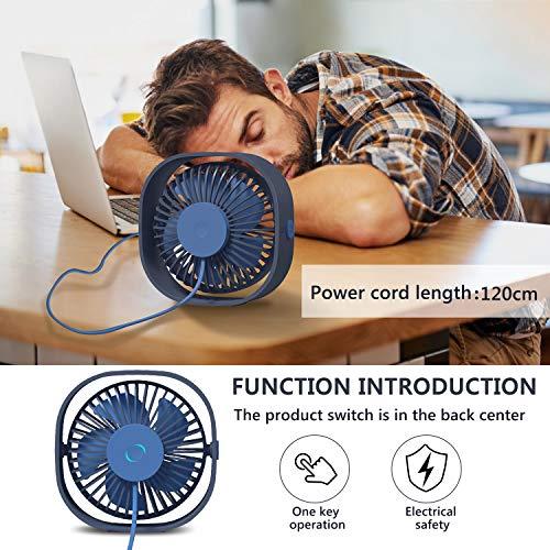 TedGem USB Ventilator Handventilator Bild 5*