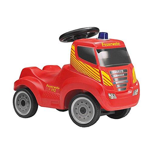 Bobby Car Feuerwehr rot