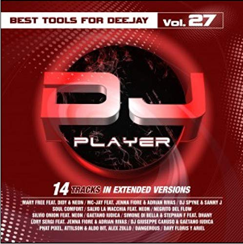 DJ Player Vol.27 (Planet Audio-cd-player)