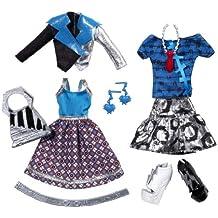 MONSTER HIGH - Frankie Stein XL Mode Set Kleidung
