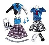 Monster High–Y0406–Puppe–Coffret Verkleidung–Frankie Stein