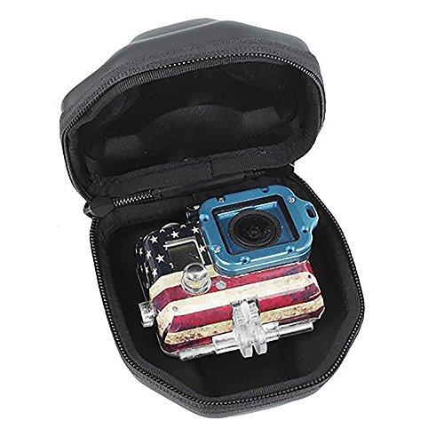 Preisvergleich Produktbild Mini EVA Stoß- Kamera Tasche Schutztasche für GoPro Hero4 / 3 + / 3