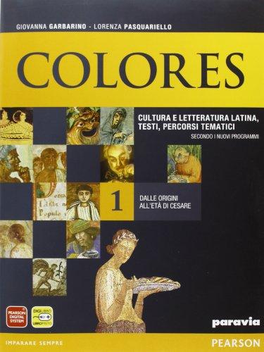 Colores. Per le Scuole superiori. Con espansione online: 1