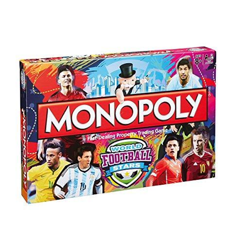 Monopoly Stelle Mondiali di Calcio [importato da UK]