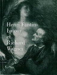 Henri Fantin Latour et Richard Wagner