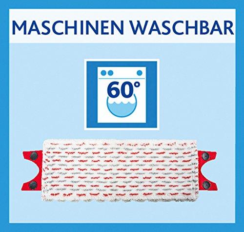 2x Vileda Ultramat 27x14,5x2,5 cm - Wischmop Wischbezug Ersatzbezug - Bild 6