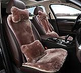 Winter warm Wool Cushion Short Plüsch Auto Sitzbezug