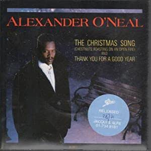 Christmas song 7 inch uk epic 1988 alexander o 39 neal for Songs from 1988 uk
