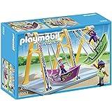 Playmobil Parque de Atracciones - Playset barcos columpio (5553)