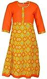 Odhani Women's Cotton A-Line Kurta (SM01...