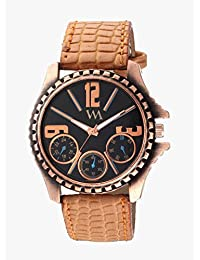 Watch Me Analogue Black Dial Men's And Boy's Watch-WMAL-180omtbg