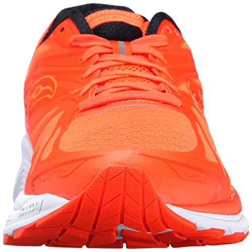 Saucony Ride 9 Pop, Entraînement de Course Homme Orange