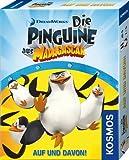 Kosmos 741600 - Die Pinguine aus Madagascar - Auf und davon, Kartenspiel