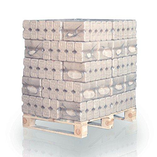 Preisvergleich Produktbild PALIGO RUF Holzbriketts Duplex Hartholz Eiche Kamin Ofen Brenn Holz Heiz Brikett 10kg x 30 Gebinde 300kg / 1 Palette HEIZFUXX®