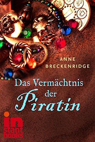 Buchseite und Rezensionen zu 'Das Vermächtnis der Piratin' von Anne Breckenridge