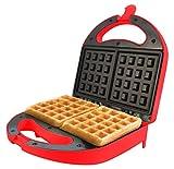JOCCA 5308U Waffle Iron/Maker, 800 W