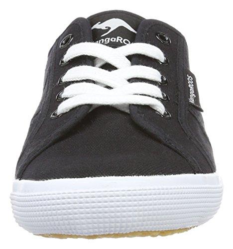 KangaROOS Voyage, Sneaker Donna Schwarz (blk/white)