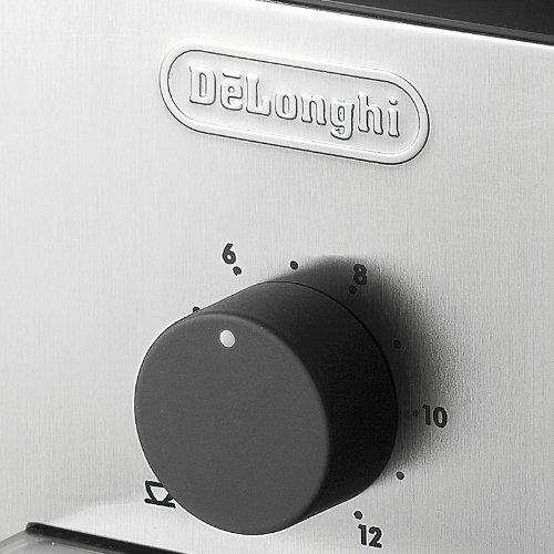 51kv9hQPBPL. SS500  - Delonghi KG89 Stainless Steel Burr Coffee Grinder, Silver