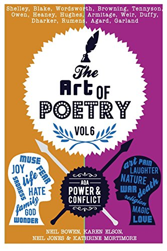 The Art of Poetry [vol.6]: AQA Power & Conflict: Volume 6