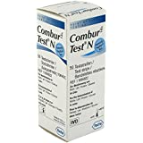combur 4tiras Test N Test de 50ST prueba rayas
