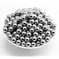 ALEAF 25 Pieces of 10mm Stainless Steel Ball for Bearing - Use is Cycle Ball Bearing