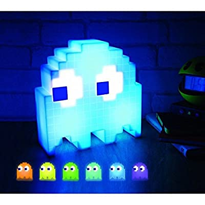 Pac-Man Ghost Light produced by Paladone - quick delivery from UK.