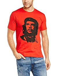 Che Guevara Che Guevara - Red Face - T-shirt - Homme